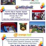Holly Springs Kiwanis Club Kids Appreciation Day