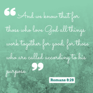 And we know that for those who love God (1)