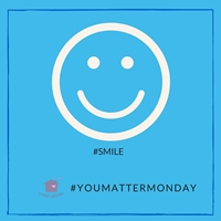 You Matter Monday Challenge #7: Smile