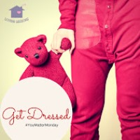 You Matter Monday Challenge #3: Get Dressed